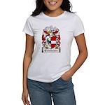 Clemensen Coat of Arms Women's T-Shirt