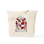 Clemensen Coat of Arms Tote Bag