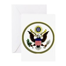 The Great Seal Greeting Cards (Pk of 10)