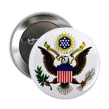 The Great Seal 2.25&Quot; Button