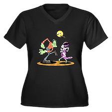 Frankensteinsdance_tshirt Plus Size T-Shirt