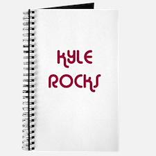 KYLE ROCKS Journal