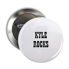 KYLE ROCKS Button