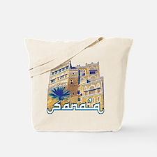 Sana'a Tote Bag