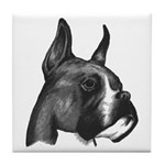 Boxer Tile Coaster