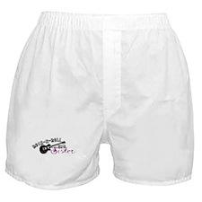 Rock-n-Roll Big Sister Boxer Shorts
