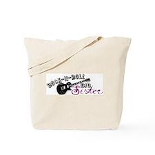 Rock-n-Roll Big Sister Tote Bag