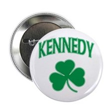 "Kennedy Irish 2.25"" Button"