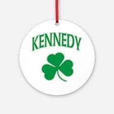 Kennedy Irish Ornament (Round)