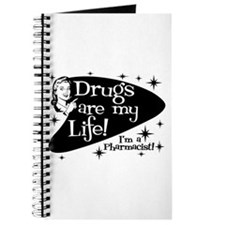 Drugs are my life Journal