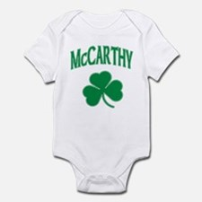 McCarthy Irish Infant Bodysuit