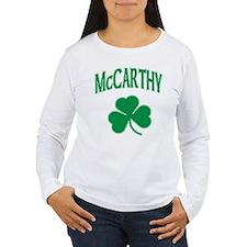 McCarthy Irish Women's Long Sleeve T-Shirt
