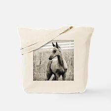Horse Photograph Tote Bag