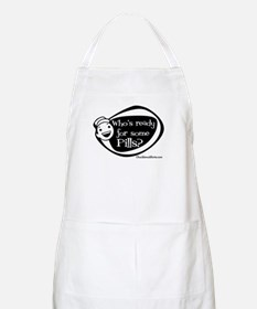 Who's Ready for some Pills BBQ Apron