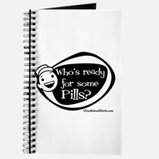 Who's Ready for some Pills Journal