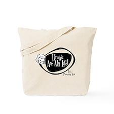 Girlie Pharmacy Tech Tote Bag
