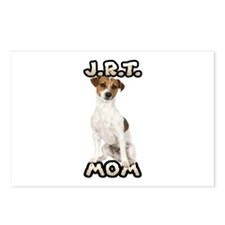 Jack Russell Terrier Mom Postcards (Package of 8)