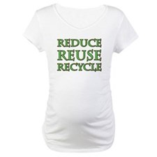 RRR Recycle Saying Shirt