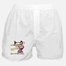 Rusty Trombone Boxer Shorts