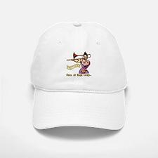 Rusty Trombone Baseball Baseball Cap
