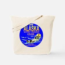 Alaska - Whittier- Vancouver Tote Bag