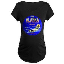 Alaska - Whittier- Vancouver T-Shirt