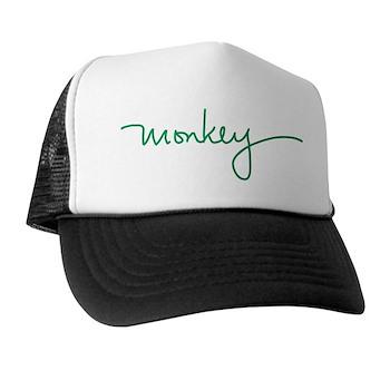 """""""monkey"""" Trucker Hat"""