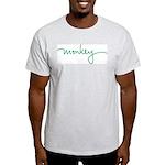"""monkey"" Light T-Shirt"