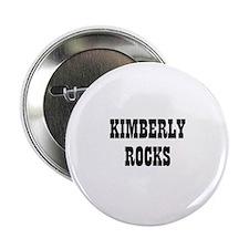 KIMBERLY ROCKS Button