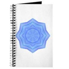 Sacred Blue Lotus Mandala Journal