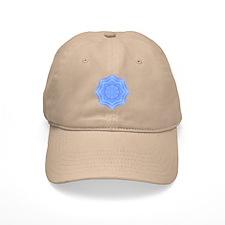 Sacred Blue Lotus Mandala Baseball Cap