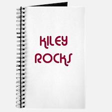 KILEY ROCKS Journal