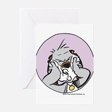 Funny Buckles Greeting Cards (Pk of 20)