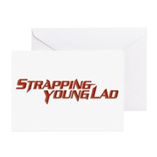 Strapping Young Lad Greeting Cards (Pk of 10)