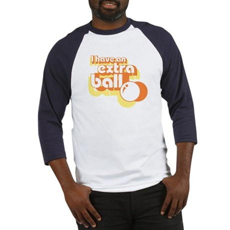I have an extra ball pinball T-Shirt.