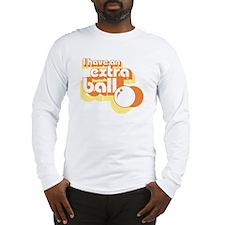 ExtraBall_10x10_450 Long Sleeve T-Shirt
