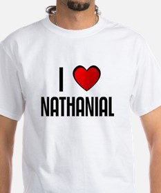 I LOVE NATHANIAL Shirt
