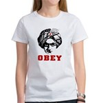 Obey Face Women's T-Shirt