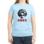Obey Face Women's Light T-Shirt