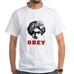 Obey Face White T-Shirt