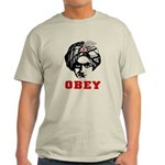 Obey Face Light T-Shirt