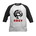 Obey Face Kids Baseball Jersey