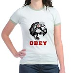Obey Face Jr. Ringer T-Shirt