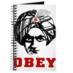 Obey Face Journal