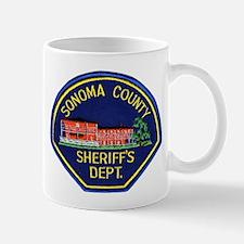 Sonoma Sheriff Mug