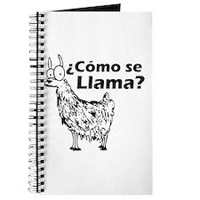Como se Llama Journal
