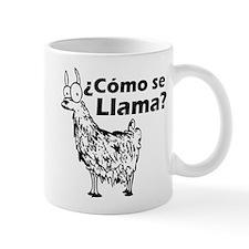 Como se Llama Mug
