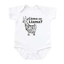 Como se Llama Infant Bodysuit