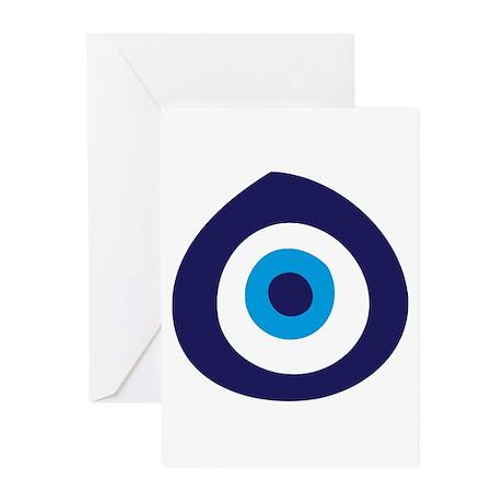 Evil Eye Greeting Cards (Pk of 10)