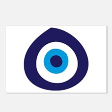 Evil Eye Postcards (Package of 8)